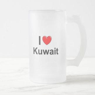 Taza De Cristal Esmerilado Kuwait