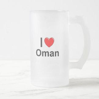 Taza De Cristal Esmerilado Omán