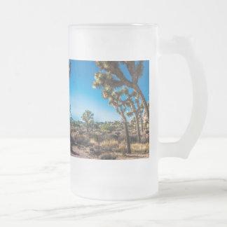 Taza De Cristal Esmerilado Parque nacional de la yuca