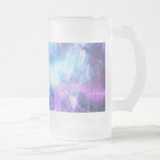 Taza De Cristal Esmerilado Sueño místico