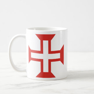 Taza de Cruz de Cristo* Portugal