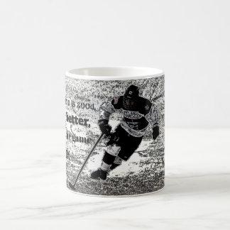 Taza de Cusomizable del hockey, taza