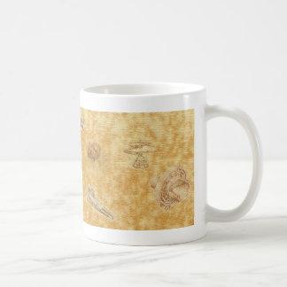 Taza de da Vinci