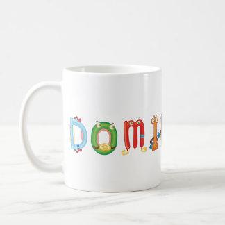 Taza de Dominique