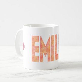 Taza de Emilio