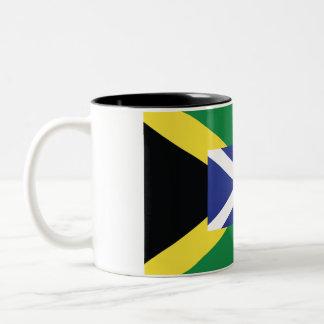 Taza de Escocia/de Jamaica