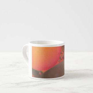 Taza De Espresso Aceite en el agua