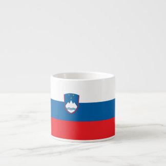 Taza De Espresso Bandera de Eslovenia
