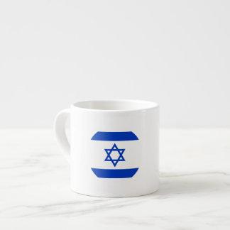 Taza De Espresso Bandera de Israel