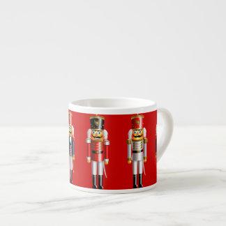 Taza De Espresso Cascanueces de Navidad