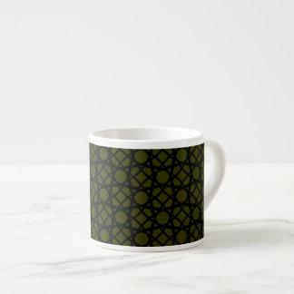 Taza De Espresso Célula de mimbre del Despondency (Pre-Cafeína)