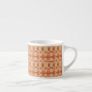 Taza De Espresso Enrejado del desierto