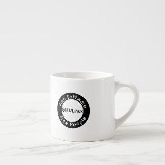 Taza De Espresso GNU/Linux