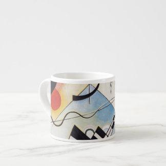 Taza De Espresso Kandinsky 1923/composition viii/pixdezines