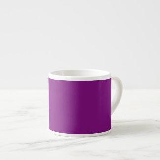 Taza De Espresso La plantilla U de DIY puede añadir fácilmente la