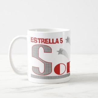 Taza de Estrella 5 Sobrino©