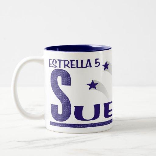 Taza de Estrella-5 Suegro©