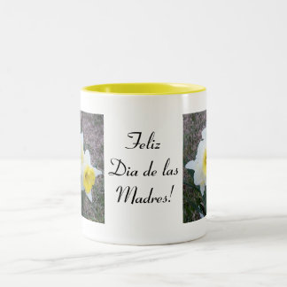 Taza de Feliz Dia de las Madres/taza/taza