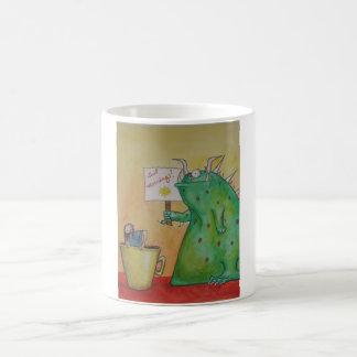 ¡Taza de Greep de la buena mañana! Taza De Café