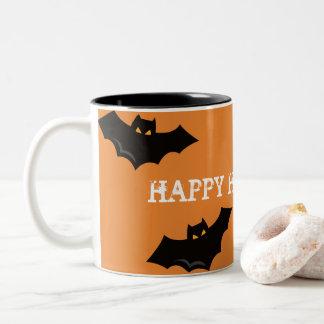 Taza de Halloween - palos