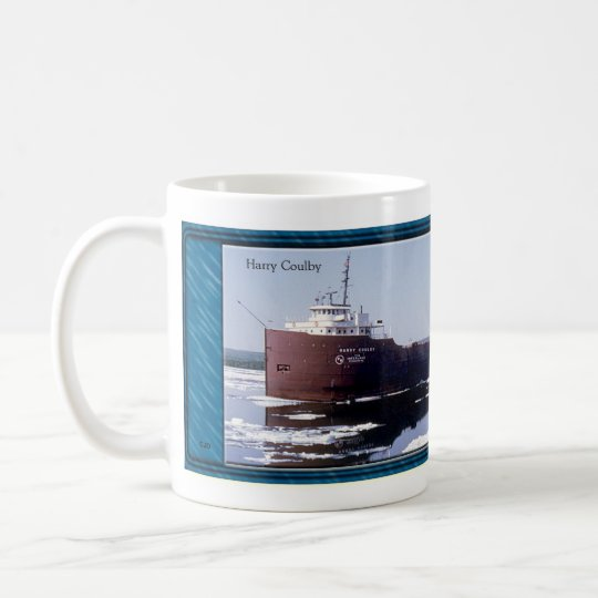 Taza de Harry Colby
