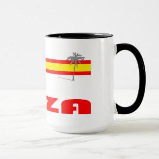 Taza de Ibiza 2013 del amor