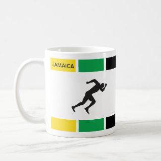 Taza de Jamaica de Sprinting