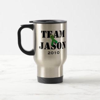 Taza de Jason 2010 del equipo