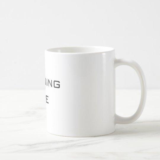 Taza de JOE de la MAÑANA de taza de café