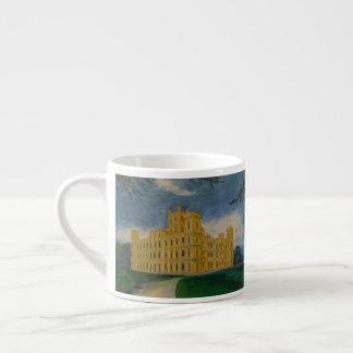 Taza de la abadía de Downton