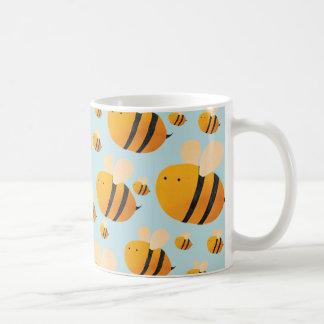 Taza de la abeja