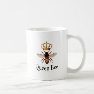 Taza de la abeja reina