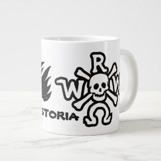 Taza de la bandera de WRW