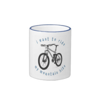 Taza de la bici de Mtn