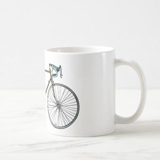 Taza de la bicicleta