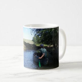 Taza de la canoa