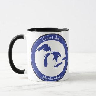 Taza de la cita de la mercancía de Great Lakes