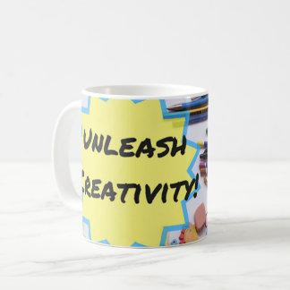Taza de la creatividad