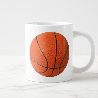 Taza de la fan de baloncesto