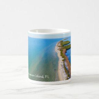 Taza de la isla de la luna de miel, la Florida