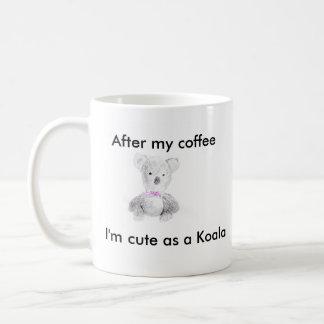 Taza de la koala