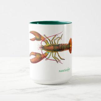 taza de la langosta