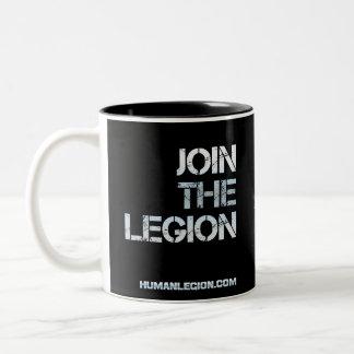 Taza de la legión de Lee Xin