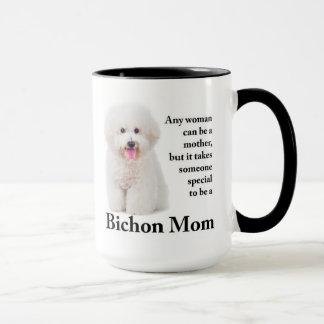 Taza de la mamá de Bichon