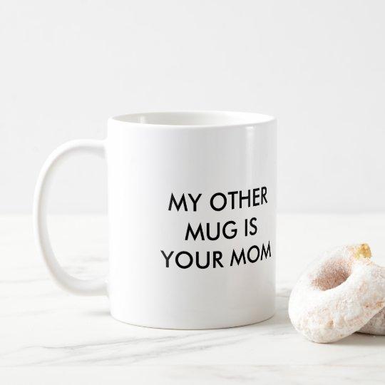 """Taza de la """"mamá"""" del Binge"""