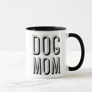 Taza de la mamá del perro