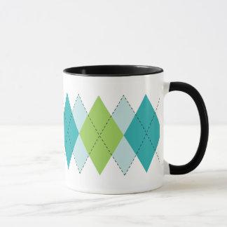 Taza de la MOD Argyle