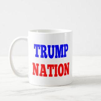 Taza de la NACIÓN del TRIUNFO