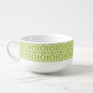 Taza de la Pata-para-Sopa (aceituna)