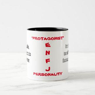 Taza de la personalidad de ENFJ